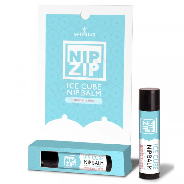 Nip Zip Balm - Strawberry Mint