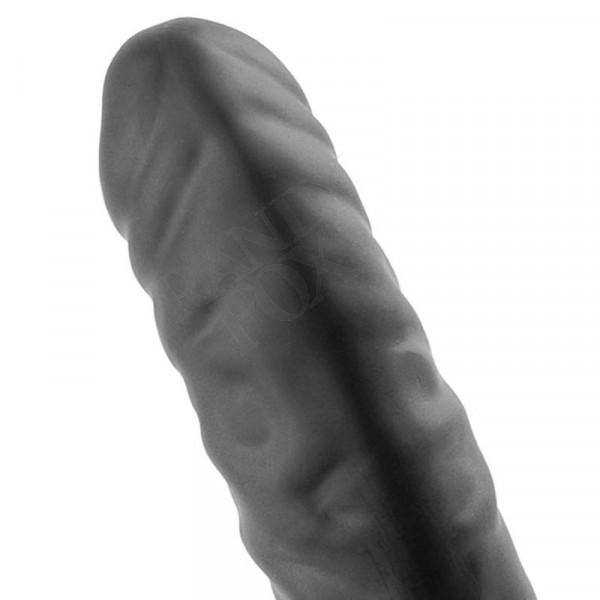Fetish Fantasy 8 Inch Hollow Strap On - Black