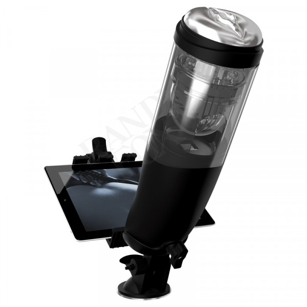Pipedream Extreme Elite - Deluxe Mega-Bator Advanced Vibrating Masturbator