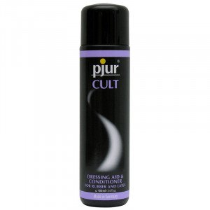 Pjur CULT Rubber and Latex Wear Dressing Aid 100ml