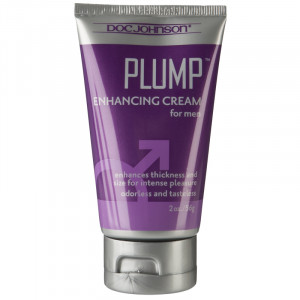 Plump Enhancement Cream For Men 2 Oz