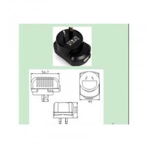Mains Plug 5v USB To AC Adapter I Type (AU)