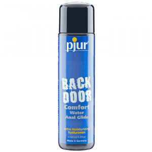 Back Door Comfort Water Anal Glide 100ml By Pjur