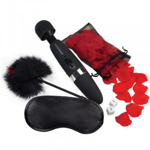 Bodywand Products-Bodywand Bed Of Roses Set Couple Kit