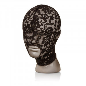 California Exotic Scandal Lace Hood
