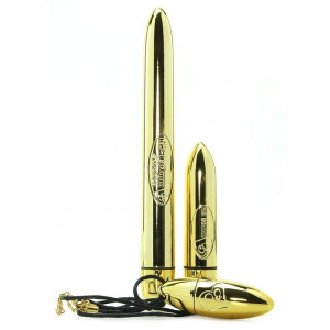 Gold Bullet Collection Box
