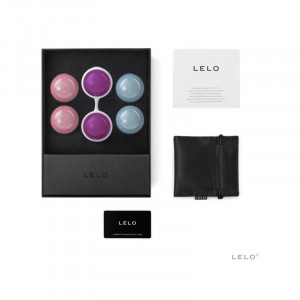 LELO Beads Plus Kegel Pleasure Set