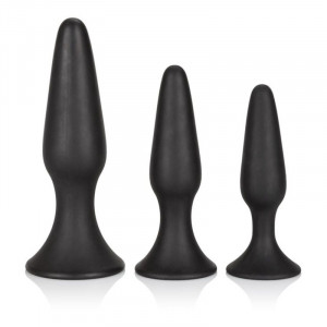 California Exotics Silicone Anal Trainer Kit