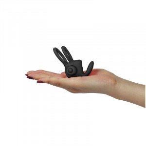 Randy Fox - Advanced Couple's Silicone Vibrating Cock Ring