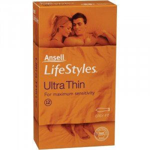 Ansell Lifestyles 12s Ultra Thin