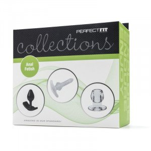 Perfect Fit Collections - Anal Fetish Kit