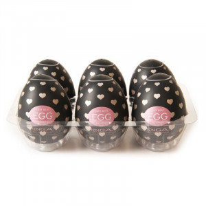 TENGA Egg - Easy Beat Lovers 6 Pack