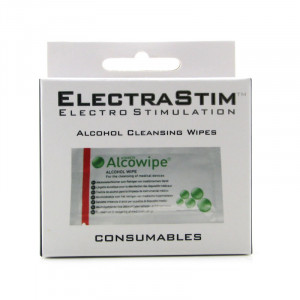 Electrastim Sterile Cleaning Wipe Sachets - 10 Pack