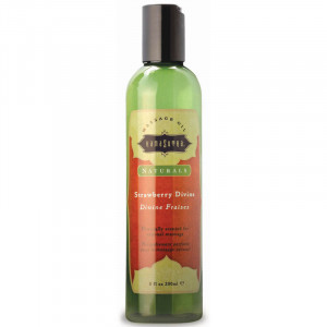 Kama Sutra Naturals Massage Oil Strawberry