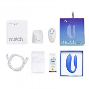 We-Vibe Match Couple's Vibrator