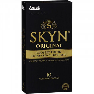 Ansell Skyn Non Latex Condoms