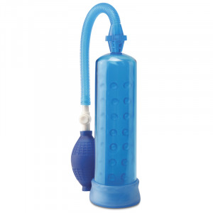 PUMP WORX - Silicone Power Pump Blue