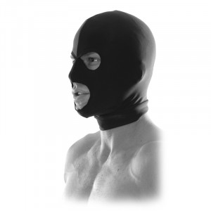 Fetish Fantasy Limited Edition - Spandex Hood