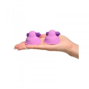 Fantasy For Her - Vibrating Nipple Suck-Hers Nipple Stimulators