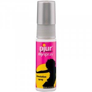 Pjur My Spray Stimulating Spray for Women