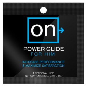 On Power Glide 3ml Single Use Packet