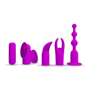Randy Fox - Rechargeable 4 Piece Randy Fun Vibrator Kit