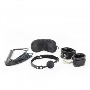 Randy Fox Intermediate 4 Piece Bondage Kit