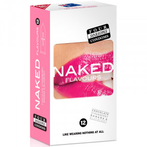 Four Seasons Naked Flavours 12 Pack