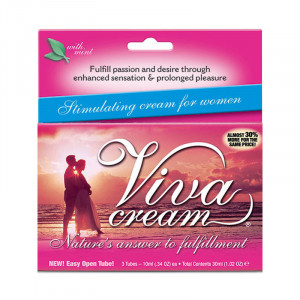 Viva Cream 10 ml (Box of 3)