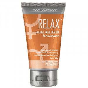 Relax - Anal Relaxer 59ml Tube