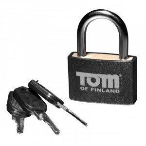 Tom Of Finland Lock - Black