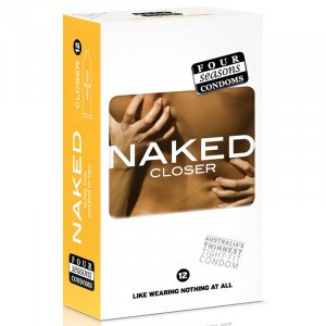 Four Seasons 12s Naked Closer