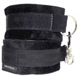 Sportsheets Soft Cuffs - Black