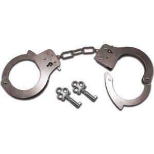 Sex & Mischief Metal Handcuffs
