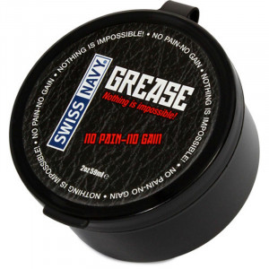 Swiss Navy Grease Lubricant 2oz / 59mL