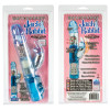 The Waterproof Jack Rabbit Vibrator-Blue