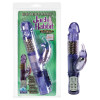The Waterproof Jack Rabbit Vibrator-Purple