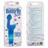 Butterfly Kiss - Blue