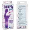 Butterfly Kiss - Purple