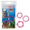 Island Rings (Mens Toys) Pink-1