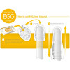 TENGA Egg Stepper (Mens Toys) White