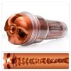 Fleshlight Turbo Thrust Blow Job Imitator - Copper