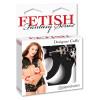 Fetish Fantasy Designer Cuffs-Black