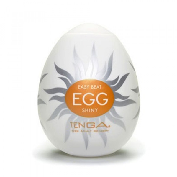 Tenga Easy Beat Egg Shiny