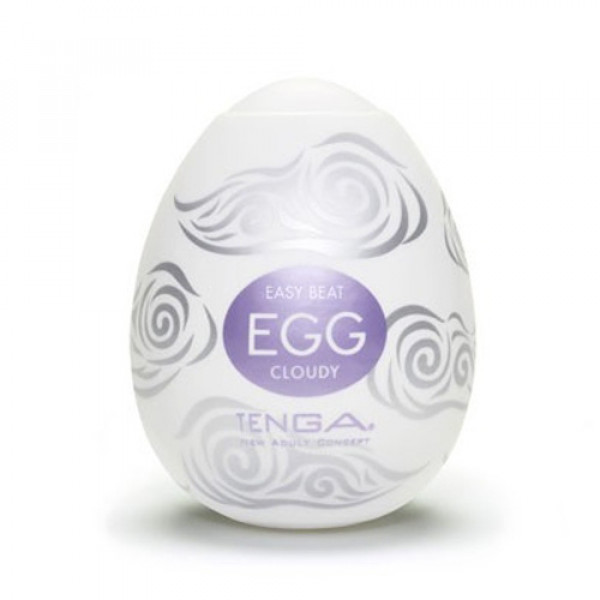 Tenga Easy Beat Egg Cloudy