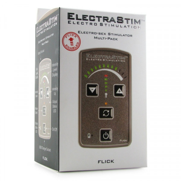 Electrastim Flick Stimulator Multi-Pack - Box