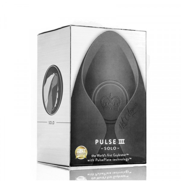 Pulse III Solo - Oscillating Male Vibrator