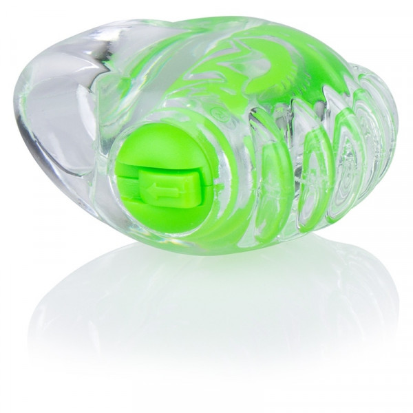 Screaming O ColorPop FingO Tips Finger Vibrator - Green