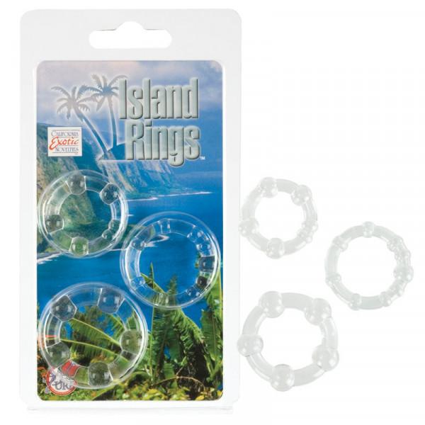 Island Rings (Mens Toys) White-1