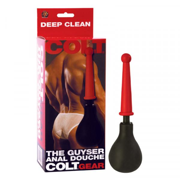 Colt the Guyser Anal Douche Black